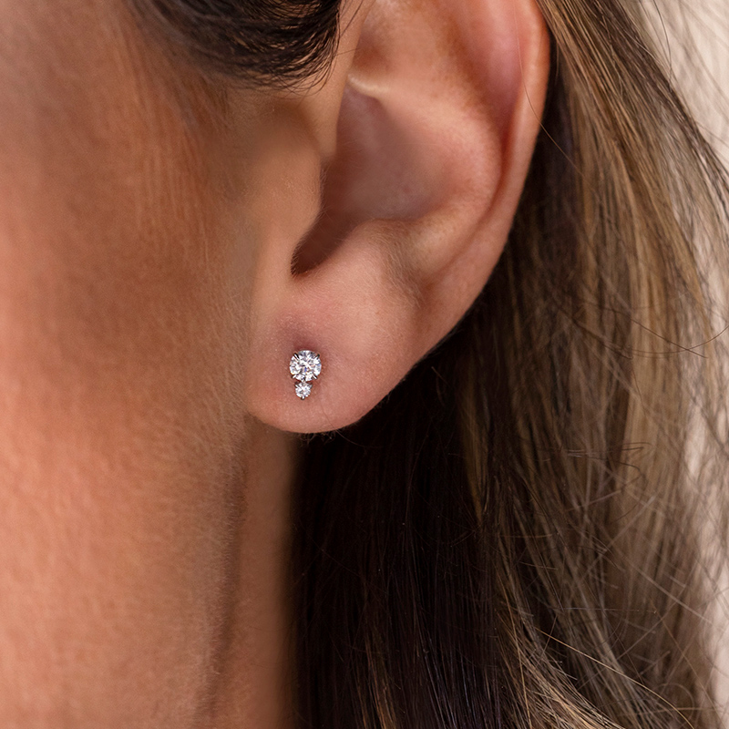 Stacked Studs >