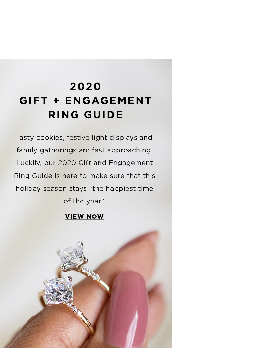 2020 Gift and Engagement Ring Guide