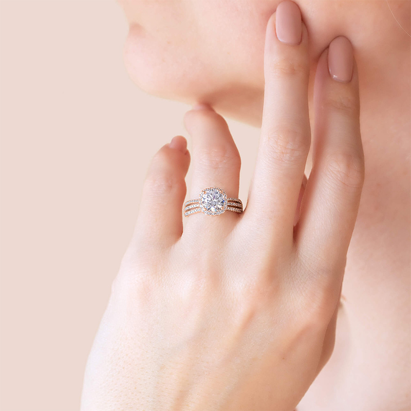 Enhancers transform your ring into something completely new