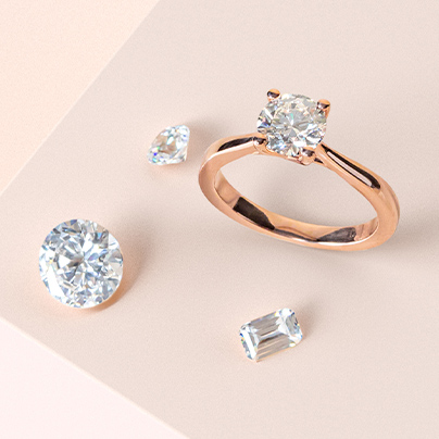 The History of the Diamond Engagement Ring: Facts & Myths