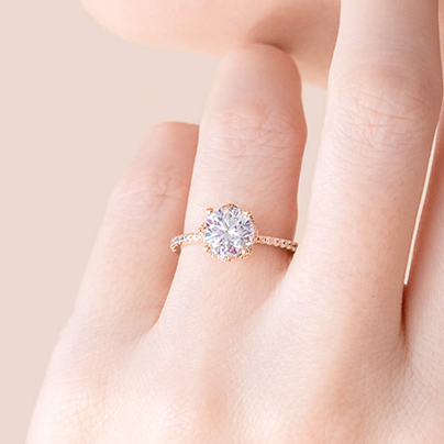 What Your Diamond Ring Shape Says About You
