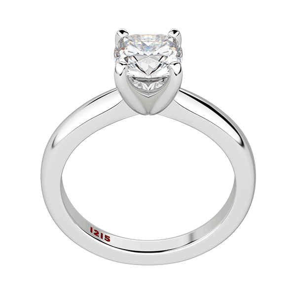 Classic Cushion Solitaire