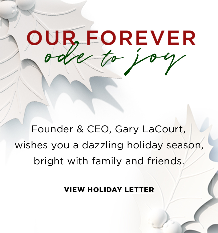 Happy Holidays: A Letter From Our CEO